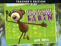 Song School Latin by Rehn, Amy