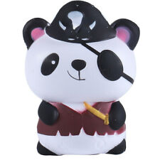 Pirate Panda Soft Slow Rising SKuishes Scented SKuishy Toy Stress Reliever Gifts