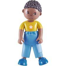 Little Friends Puppe Erik HABA 302802 Ab 3 Jahren Puppe Biegepuppe  + BONUS
