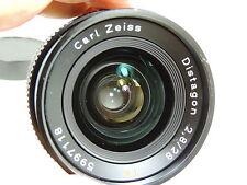 ✮ Zeiss Planar Distagon 2,8/28mm T*  für Contax TOP // vom Händler! (17.5.13.2)