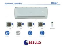 CONDIZIONATORE  HAIER TUNDRA 2.0 R32 24000 btu A++ -
