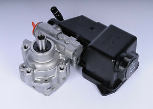 Hummer GM OEM 09-10 H3T-Power Steering Pump 94732038