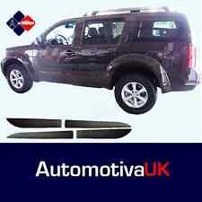 Nissan Pathfinder Mk4 Rubbing Strips | Door Protectors | Side Protection