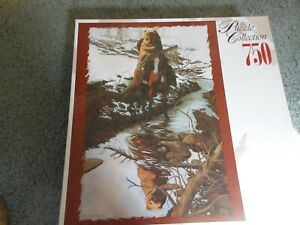 RoseArt Spirit of the Grizzly 750 Piece Puzzle New in Sealed Box