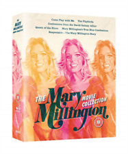 Mary Millington Movie Collection The (UK IMPORT) BLU-RAY NEW