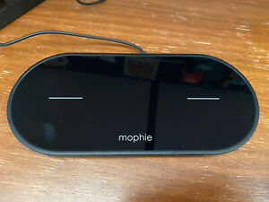 mophie dual wireless charging
