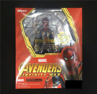 S.H.Figuarts SHF  MARVEL Avengers Infinity War IRON SPIDER Action Figures Boxed