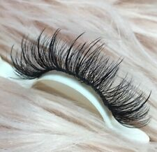 custom handmade strip/false lashes from The Lash Bratzz