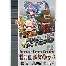 Pixel Tactics 5 Card Game IMP L99-PT005