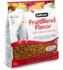 ZuPreem FruitBlend with Natural Fruit Flavors Medium Bird Food