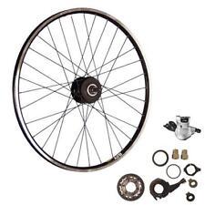 Taylor Wheels 28 pulgadas rueda trasera bici A319 frenos disco ALFINE 11 negro