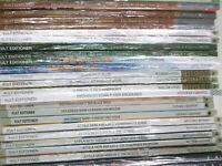 30 Stück verschiedene Comic Alben Sammlung Hardcover Kult Editionen NEUWARE