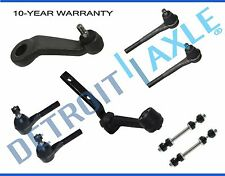 Front Sway Bar Tie Rod Idler Pitman Arm for LTD Town Car Grand Marquis Mark VI