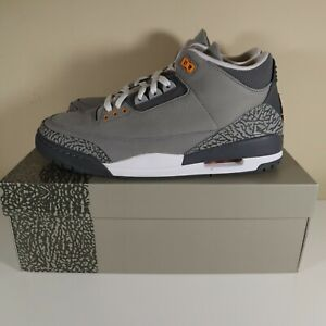 Jordan 3 Retro - Cool Grey - 2021 - Size 11 - (CT8532-012)