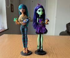 Monster High Doll x2 Bundle Amanita Nightshade + Nefera De Nile