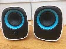 Phillips USB powered SPA2210/10 Multimedia notebook speakers Aqua/Teal