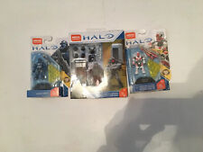 HALO MEGA CONSTRUX LOT OF 3 Collection