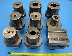 VDI 40 Toolholders - Side lock / Boring Bar / Cut off 8 12 16 20 32mm - Select:
