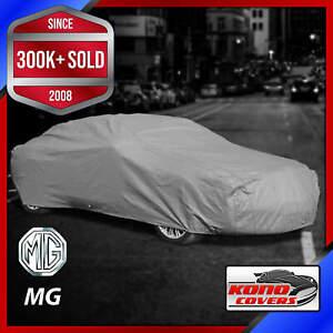 MG [OUTDOOR] CAR COVER ?Weatherproof ?100% Full Warranty ?Best ?CUSTOM ?FIT