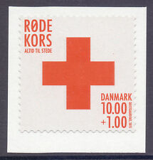 Red Cross Danish & Faroese Stamps