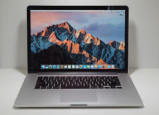 "Apple MacBook Pro 15.4"" - 2.8GHz, 16GB RAM, 512GB SSD - Dual graphics -  (2015)"