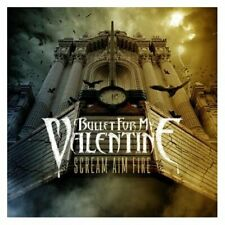 BULLET FOR MY VALENTINE ( NEW SEALED CD ) SCREAM AIM FIRE