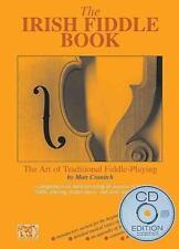 The Irish Fiddle Book von Matt Cranitch (2005, Taschenbuch)