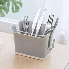 Kitchen Sink Caddy Countertop Utensils Holder Flatware Organizer Cutlery Caddy