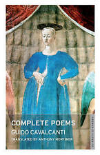 Complete poems ' Cacalcanti,Guido