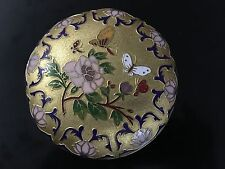 An Beautiful Vintage Chinese Enameled Brass Box