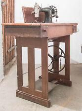 Nähmaschine, Victoria, Antik, Tisch, Tischnähmaschine, Versenkbar, Schubläden