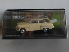 THE OPEL COLLECTION,OLYMPIA REKORD CABROI-LIMOUSINE, SANDY ,mag part works.CL05