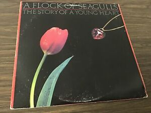 A Flock of Seagulls The Story of a Young Heart LP