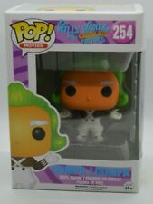 Oompa Loompa Funko Pop Vinyl #254 Willy Wonka And The Chocolate Factory W/Prot
