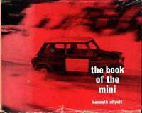 The Book of the Mini - Kenneth Ullyett - rare book!  1964