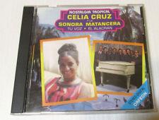 RARE Nostalgia Tropical Celia Cruz (Con La Sonora Matancera), Mambo CD