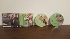 Sims 2: University (PC, 2005) jewel case vairant NO KEY
