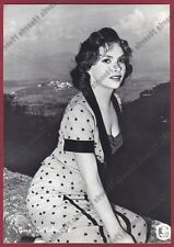 GINA LOLLOBRIGIDA 33b ATTRICE ACTRESS CINEMA MOVIE STAR PEOPLE Cartolina FOTOGR.