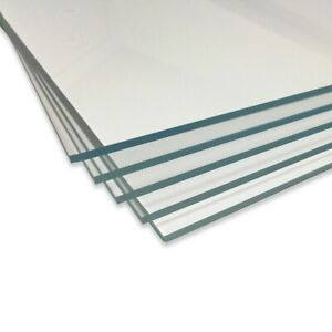 Clear Acrylic Perspex Sheet Panel Cut To Size Plastic Sheets Extrude XT Material