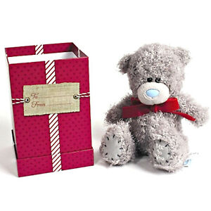 """NEW Carte Blanche Me To You Tatty Teddy Bear In A Gift Box 7"""" 17cm"""