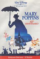Mary Poppins - I Classici Disney Edizione Speciale 2 Dischi - DVD