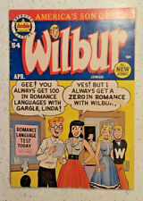 Wilbur 54 ! 1954 ! KATY ! NICE PAGES ! NICE COPY ! JUST LIKE ARCHIE ! hayfamzone