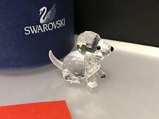 Swarovski Figur Beagle 4 cm mit Ovp & Zertifikat ! Top Zustand