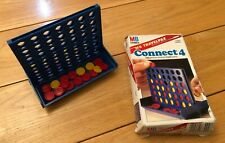 Vintage Connect 4 Travel Edition