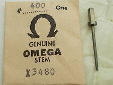 ORIGINAL OMEGA  400 CLOCK MOVEMENT STEM PART