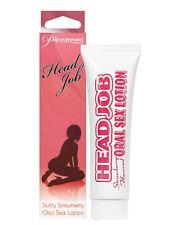 Head Job Strawberry Flavor Oral Sex Lotion 1.5 oz