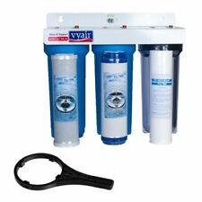 "10"" Fish Pond Dechlorinator for Aquariums Water Purifier 3 Stage Vyair"
