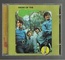 THE MONKEES - MORE OF THE MONKEES (WITH BONUS TRACKS) CD ALBUM