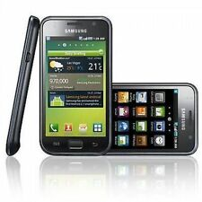 Samsung Galaxy S GT-I9000 - 8GB - Metallic Black Locked to Orange Smartphone