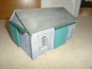 Bachmann Resin Goods Shed for Hornby OO Gauge Train Sets